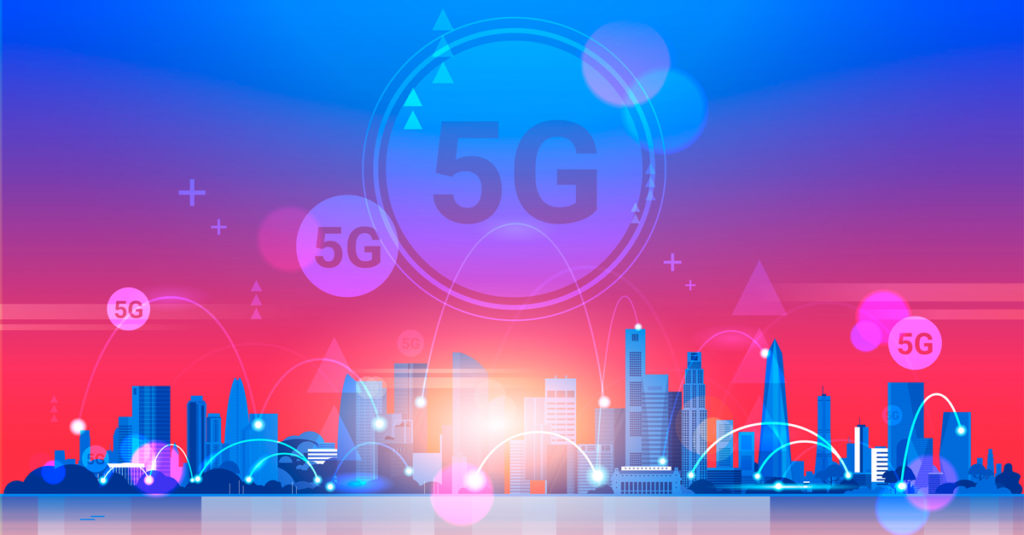 5G On the Edge of a Better Normal